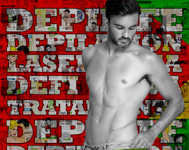 Depilacion Definitiva para Hombres | DepiLife