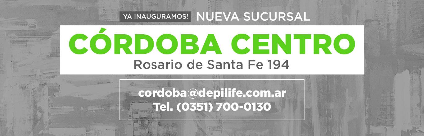 DepiLife Córdoba Centro