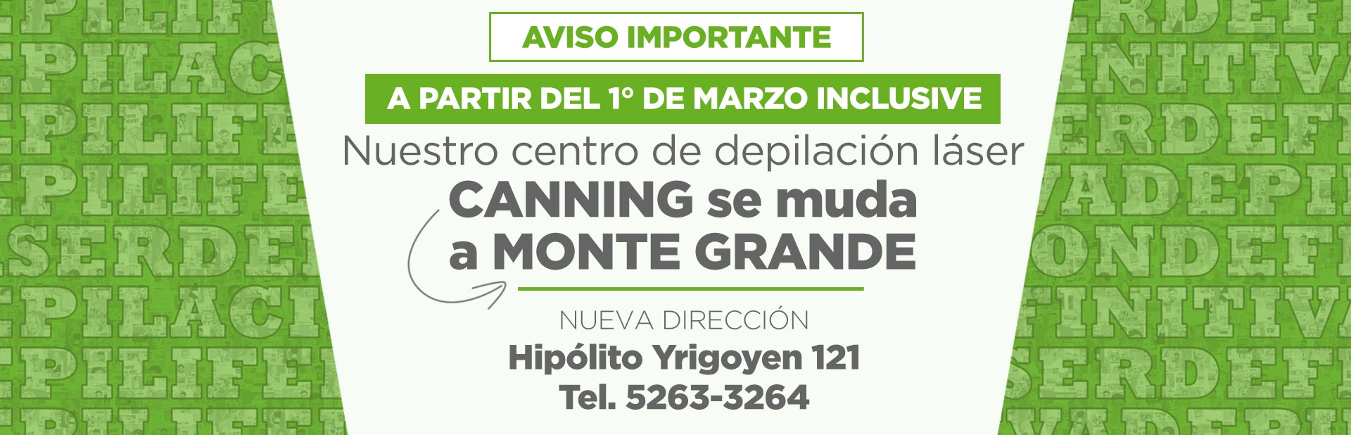 DepiLife Montegrande!