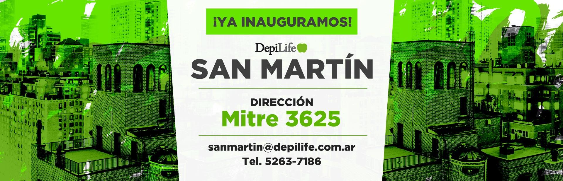 DepiLife San Martín