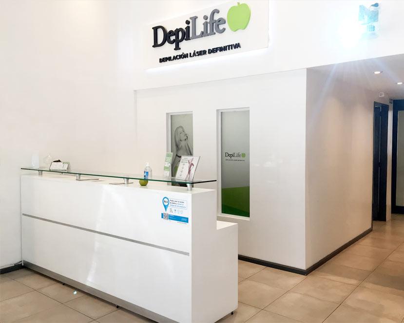 Centro de Depilación Definitiva en botanico