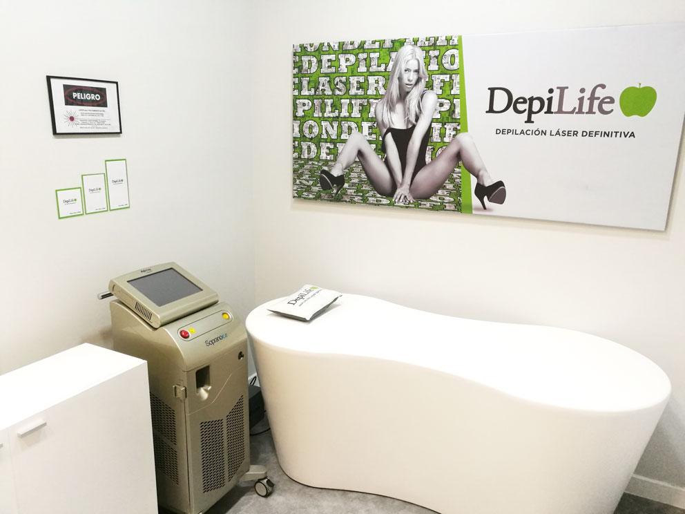Centro de Depilación Definitiva en Salta