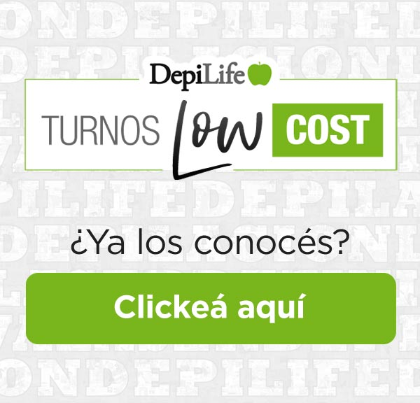 DepiLife Turnos Low Cost