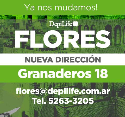 DepiLife Flores