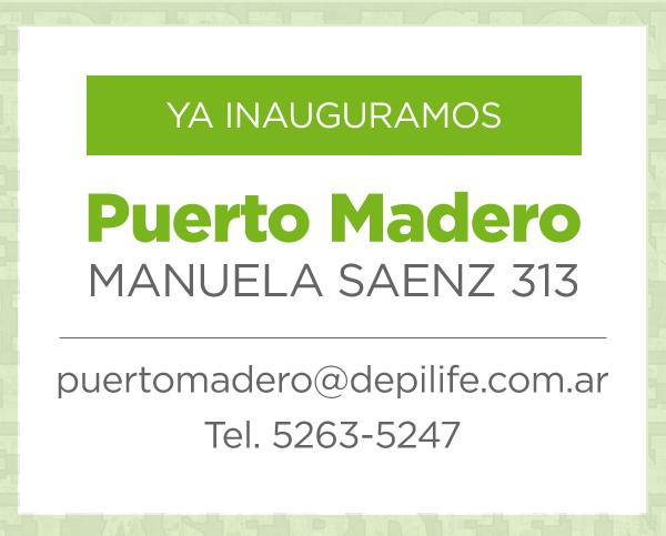DepiLife Puerto Madero