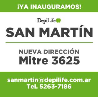 DepiLife San Martin