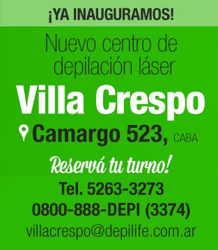 DepiLife Villa Crespo