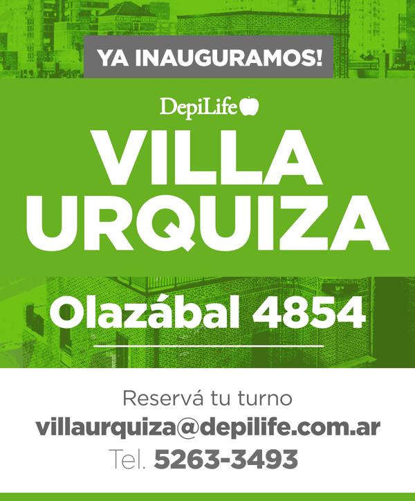 DepiLife Villa Urquiza
